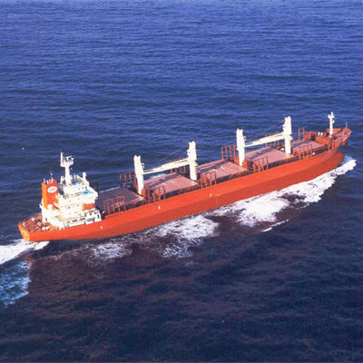 bulk carrier cargo ship