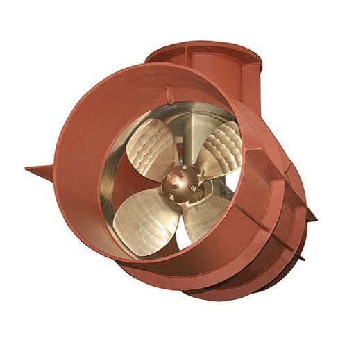 bow thruster / for ships / electric / fixed-pitch propeller