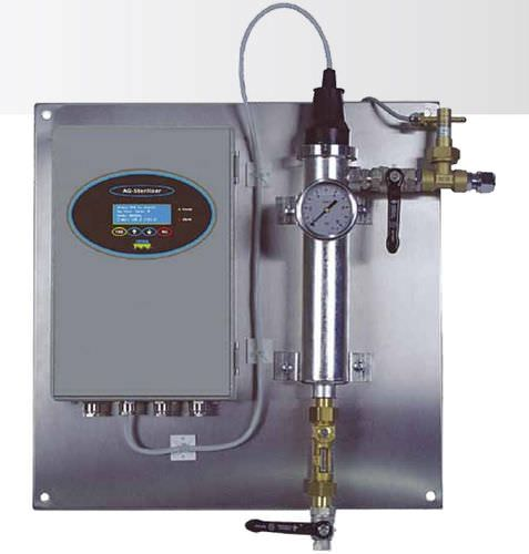 ship fresh water sterilizer