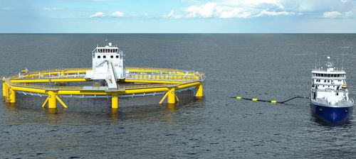 control system / for aquaculture