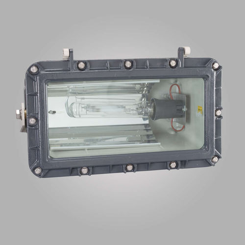 deck floodlight / for ships / for hazardous areas
