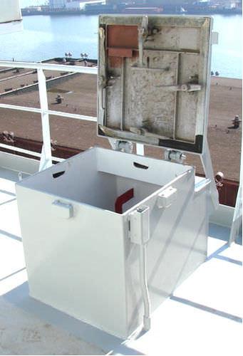 ship access hatch