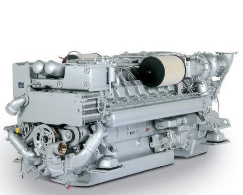 yacht generator set