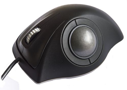 waterproof trackball / USB / for ships / for boats
