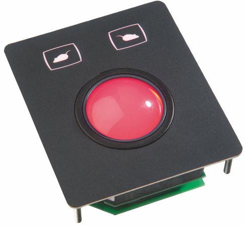USB trackball / for ships / for boats
