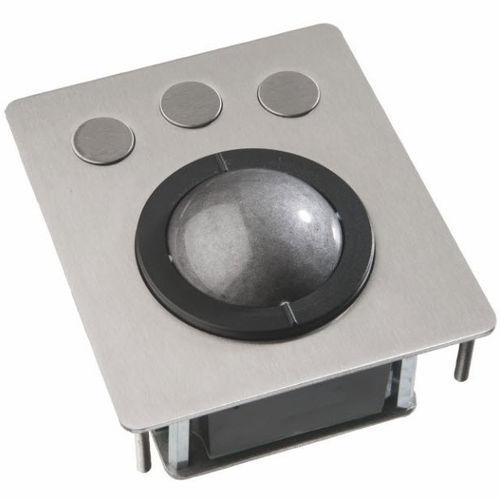 waterproof trackball / laser / panel-mount / USB