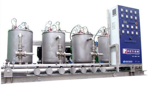 ship's seawater system antifouling system
