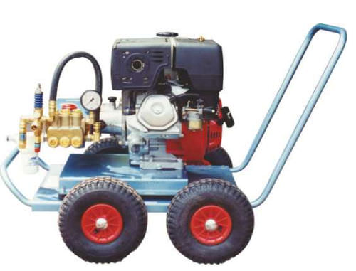ship high-pressure cleaner