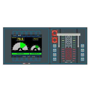 ship integrated bridge system
