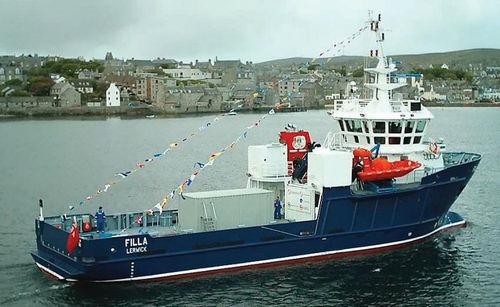transporter cargo ship