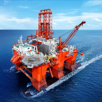 platform supply vessel (PSV) offshore support vessel / catamaran
