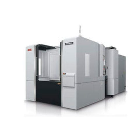 4-axis machining center / horizontal / for composites / high-speed