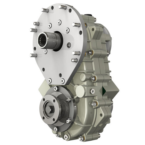 work boat reduction gearbox