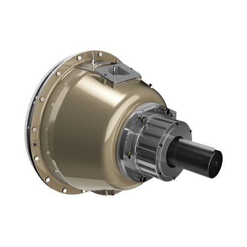 PTO clutch / for ships / for boats / hydraulic