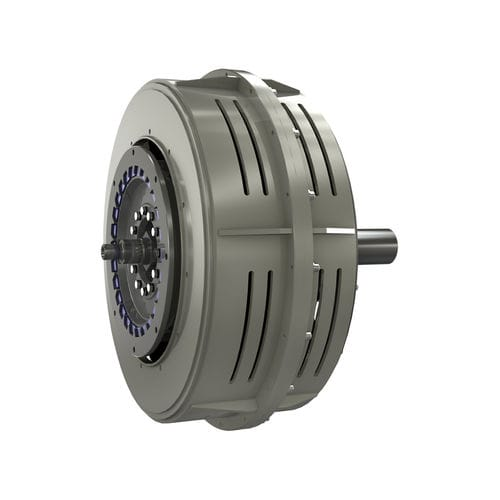 hydrodynamic coupling / for boats / for ships