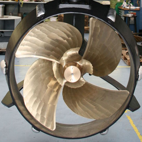 propeller nozzle