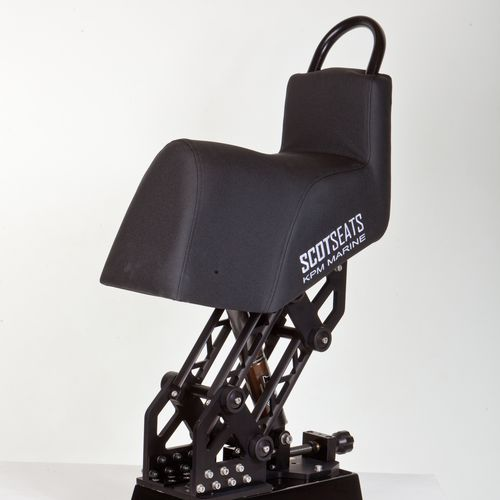 jockey seat / for boats / suspension / 1-person