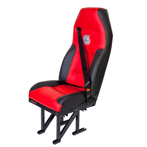 helm seat / for boats / 1-person