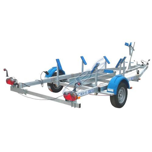 road trailer / for sailboats