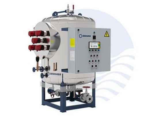 ship water heater