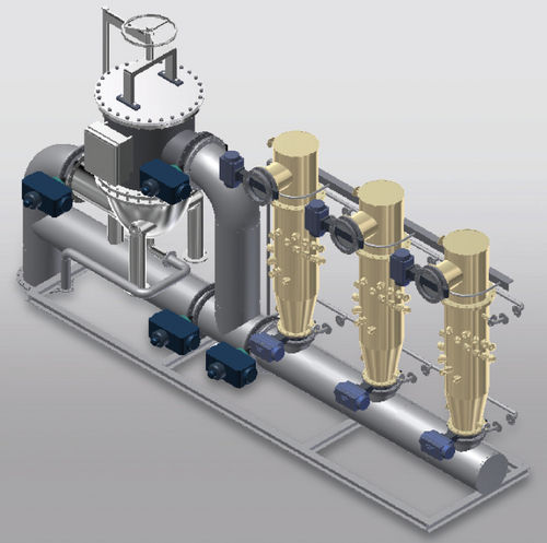 ballast water treatment / for ships
