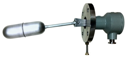 broken finger float level switch / for ships / for storage tanks