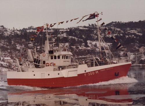 tuna seiner professional boat / inboard / diesel