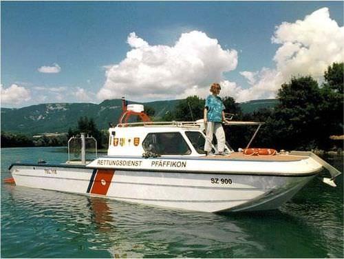 work boat / inboard
