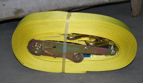 lashing strap / for vehicles / for Ro-Ro ships