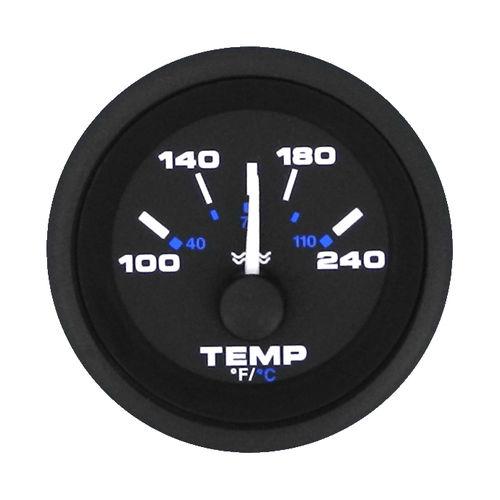 boat indicator / water temperature / analog / engine