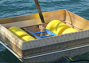 rotary drum oil skimmer