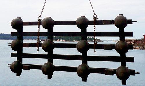 harbor fender / pier / spherical