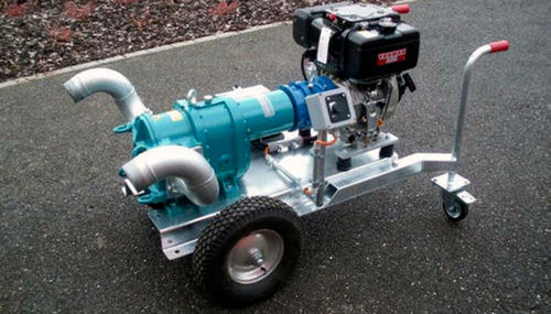 marine pump / transfer / bilge / sewage