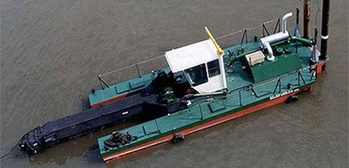 dredge special vessel / coastal