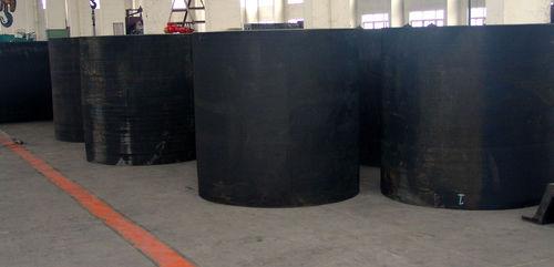 port fender / cylindrical