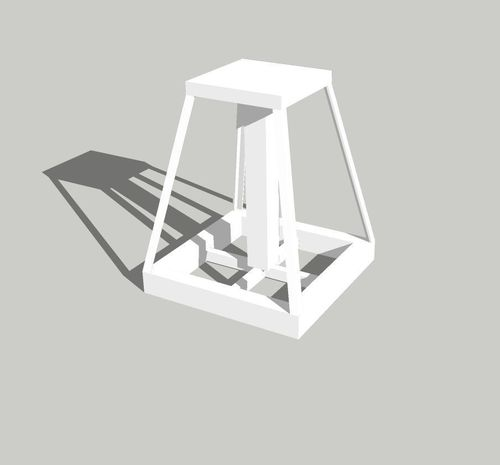 power boat boat stand
