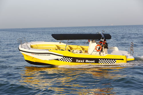 water taxi professional boat