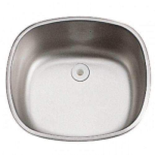 elliptical sink