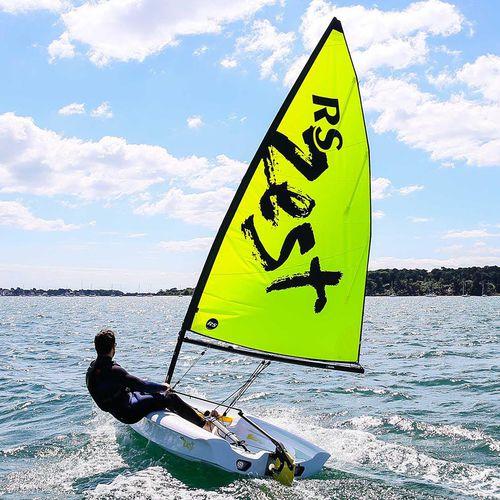 children's sailing dinghy / recreational / instructional