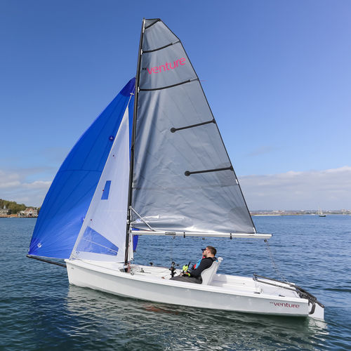 sport keelboat sailboat