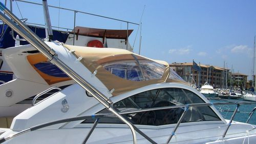 power boat convertible top