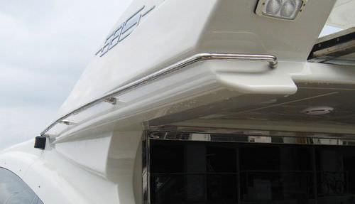 boat grab rail