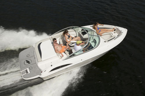 inboard runabout / bowrider / dual-console / ski