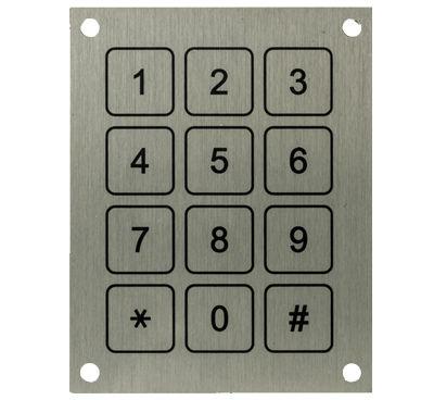 ship touchpad / 12-key