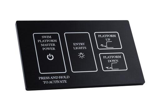 boat control panel