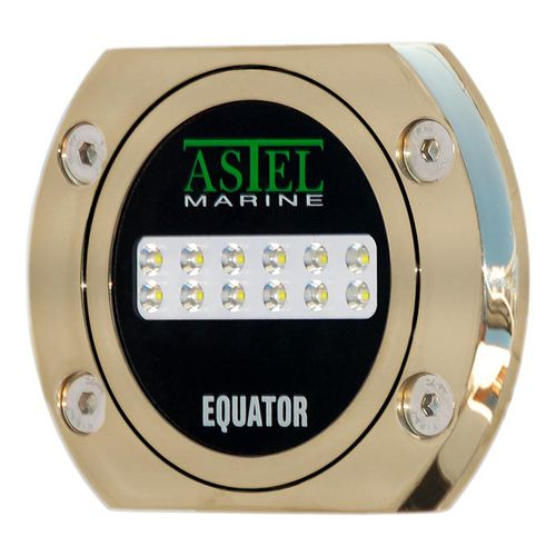 underwater boat light / for yachts / RGB LED / surface-mount