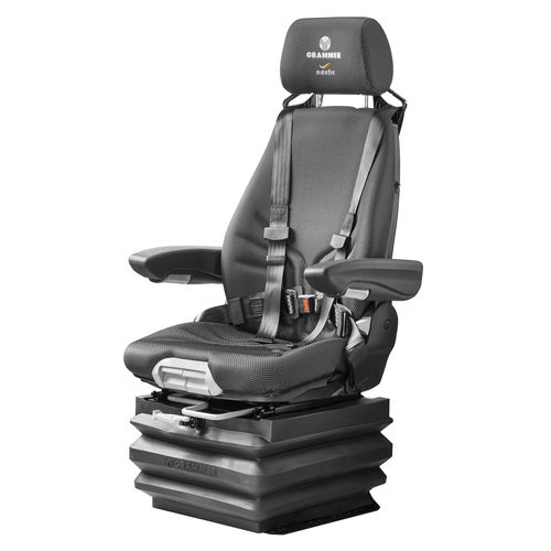helm seat / for ships / for professional boats / for offshore power boats