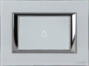 marine switch / touch / for toilets