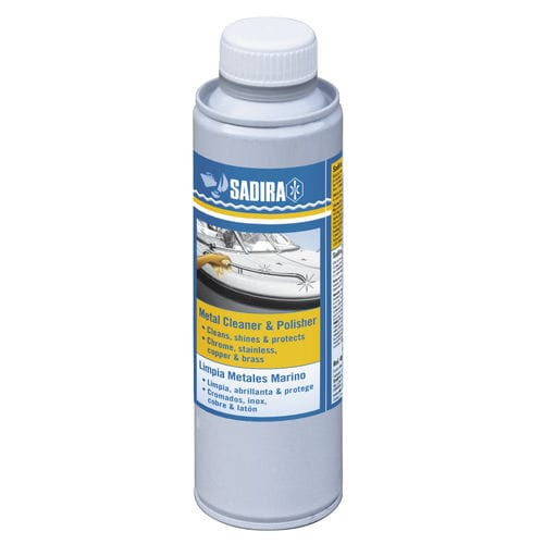 stainless steel cleaner / aluminum / for boats / biodegradable