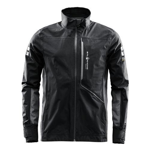 coastal sailing jacket / men's / waterproof / neoprene